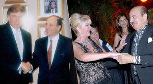 Smrt saúdského »obchodníka se smrtí«: Byznys s Donaldem Trumpem, večírky s Ivanou!