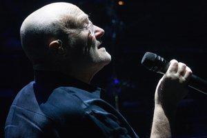Vážné zranění Phila Collinse! Je na tom zle, koncerty se ruší, zní první zprávy