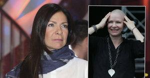 Anna K. má za sebou tři chemoterapie: Aby zabránila vypadávání vlasů, nosí speciální čepičku!