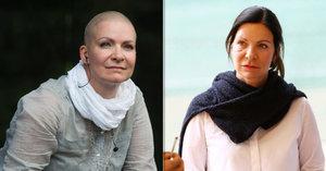 Anna K. a návrat rakoviny prsu: Jak její situaci hodnotí experti?