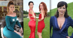 Někdo ukazuje prsa, někdo zadky: Co předvedly Šinkorová, Vacvalová nebo Victoria?
