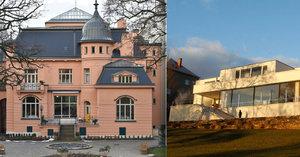 Brno propojí vily Tugendhat a Löw-Beer turniketem, »vrazí« do toho dva miliony