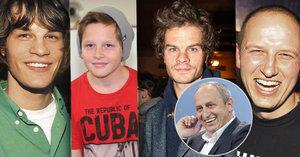 Nemanželský syn Jana Krause Marek: Jít na testy DNA bylo na hlavu, vzpomíná jeho brácha Adam
