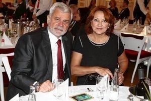 Zlata Adamovská s manželem Štěpánkem: Předpověděla jí ho věštkyně