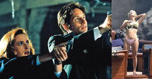Gillian Anderson (48) ze seriálu Akta X: Kde vzala tak fantastickou figuru?