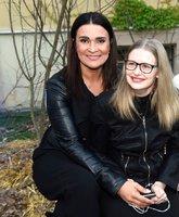 Mahulena Bočanová o dcerce Márince (15): Baví ji sedět do půlnoci s námi v kavárně