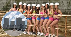 Stáž v Temelíně za sexy fotku v plavkách? Elektrárna pobouřila soutěží