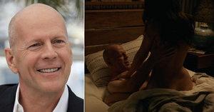 Bruce Willis (62) je stále kaňour: V novém filmu předvede dokonalou erotickou scénu