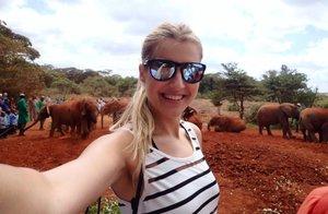 Jitka Nováčková odjela do Afriky: Nového přítele vyměnila za slony