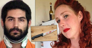 Muž brutálně ubodal svou těhotnou ex-přítelkyni: Nebyl prý připraven být otcem