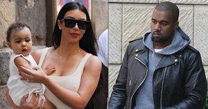 Kanye West oznámil, že chce sedm dětí. Jeho manželka Kim mluví jinak