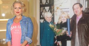 Miluše Bittnerová v slzách! Zemřel jí tatínek na rakovinu