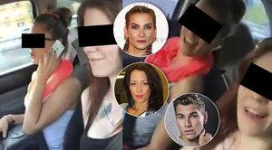 Šílené video nehody na Mostecku otřáslo celebritami: Učinily rázný slib!