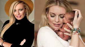 Sexy moderátorka Borhyová propadla miminkům! Plánuje třetí dítě?
