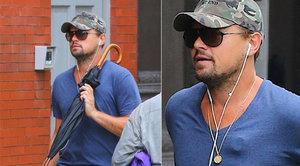 Leonardo DiCaprio trpí srdeční chorobou? Na hrudi nosí záhadný přístroj
