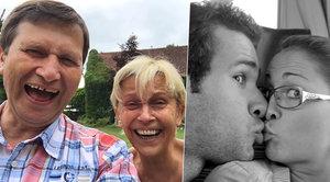 Principál Hrušínský radostí bez sebe: Narodil se mu vnuk!