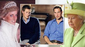 Nebudu jediný z rodiny bez milenky, řekl Charles Dianě po svatbě. Reakce královny byla šokující