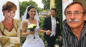 Oblíbený herec Pavel Zedníček šel letos potřetí k oltáři: Svojí svatbou inspiroval celou rodinu