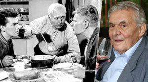 Skopečkovi se omlouvám, říká čerstvý jubilant Ladislav Trojan (85)