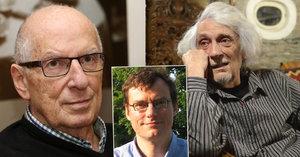 Karel Štědrý (80) a jeho boj s Alzheimerem: Léčí ho Hapkův doktor!