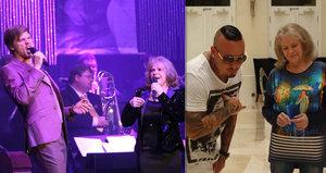 Eva Pilarová (77): Má dalšího zajíčka! Zpívá s rapperem El Ninem