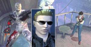 Horor jako řemen ve zpackané konverzi: Klasika Resident Evil Code: Veronica X stále děsí