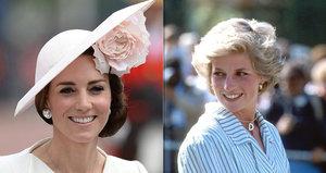 Komorník princezny Diany kritizuje Kate: Nikdy nebude jako Diana