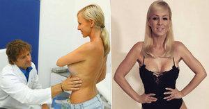 Belohorcová si zaletěla do Česka pro nová prsa. Teď je ukázala!