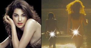 Celeste Buckingham nahá v novém filmu! Natěšené pány však čeká zklamání