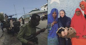 Jedno z nejnebezpečnějších míst světa: Somálské Mogadišu je hlavním městem únosů