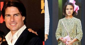 Tom Cruise: Dceru Suri neviděl už několik let! Odmítá se vzdát sekty