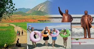Severní Korea láká turisty: V Moskvě otevřela první cestovní kancelář!