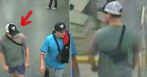 Grázl bezdůvodně zbil u metra Ládví mladíka: Vyrazil mu zuby, zranil ho na hlavě a v obličeji