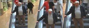 Muž okradl na Floře ženu v obchodě: Policie po něm nyní pátrá, poznáváte ho?