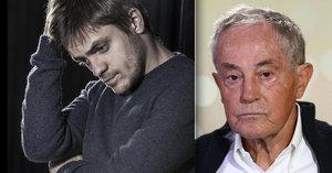 Smrt Jana Třísky (†80): Mádlův nový film vznikne i bez něj, prý jako pocta