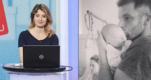 Krásná moderátorka Novy porodila holčičku! Dala jí netypické jméno