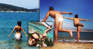 Páreček naháčů šokuje internet: Po světě cestují bez šatů a nemohou si to vynachválit!