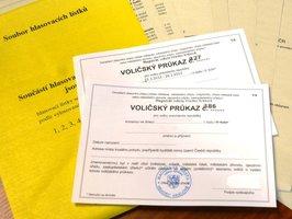 Voličský průkaz na druhé kolo prezidentské volby - jak podat žádost?