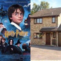 Filmové domy na prodej! Chcete bydlet jako Harry Potter nebo James Bond?