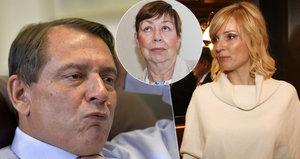 Hádky manželů Paroubkových: Petře vadilo, jak se Jirka potí, tvrdí exmanželka Zuzana