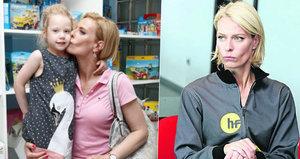 Moderátorka Kloubková z Novy: Dcera (5) má zákeřný virus! Doživotní zdravotní hrozba