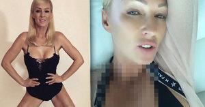 Nevydařená fotka Belohorcové odhalila vadu na kráse! Co jí fanoušci vyčetli?