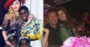 Hvězdy se sjely do Ria na svatbu roku: Čí »ANO« slyšela Madonna a U2?