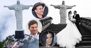 Svatbu roku zhatilo počasí! Manažer Madonny vyhodil 2 miliony za výhled do mlhy