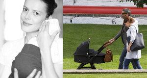 Andrea Kerestešová o porodu: Proč nemohla sníst svou placentu!