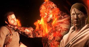 Dcerka uhořela otci před očima. Brutality a horor pokračují v The Evil Within 2