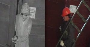 Žádná nehoda! Dům v Holešovicích zapálil žhář, nejdřív si terén obhlédl převlečený za dělníka
