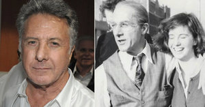 """Dustin Hoffman prý osahával nezletilou asistentku (17)! """"Chytil mě za zadek a…"""""""