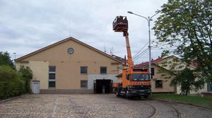 Dopravní podnik chce nové muzeum MHD: Místo vozovny v areálu Orion na Vinohradech