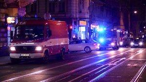 Muž vylil schválně litr propan-butanu do kanálu v Lidické ulici: Policie evakuovala dva domy
